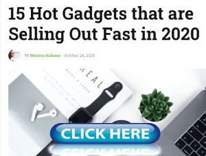 15 gadgets that will sell out